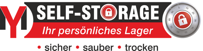 Logo MY-Self-Storage in Detmold
